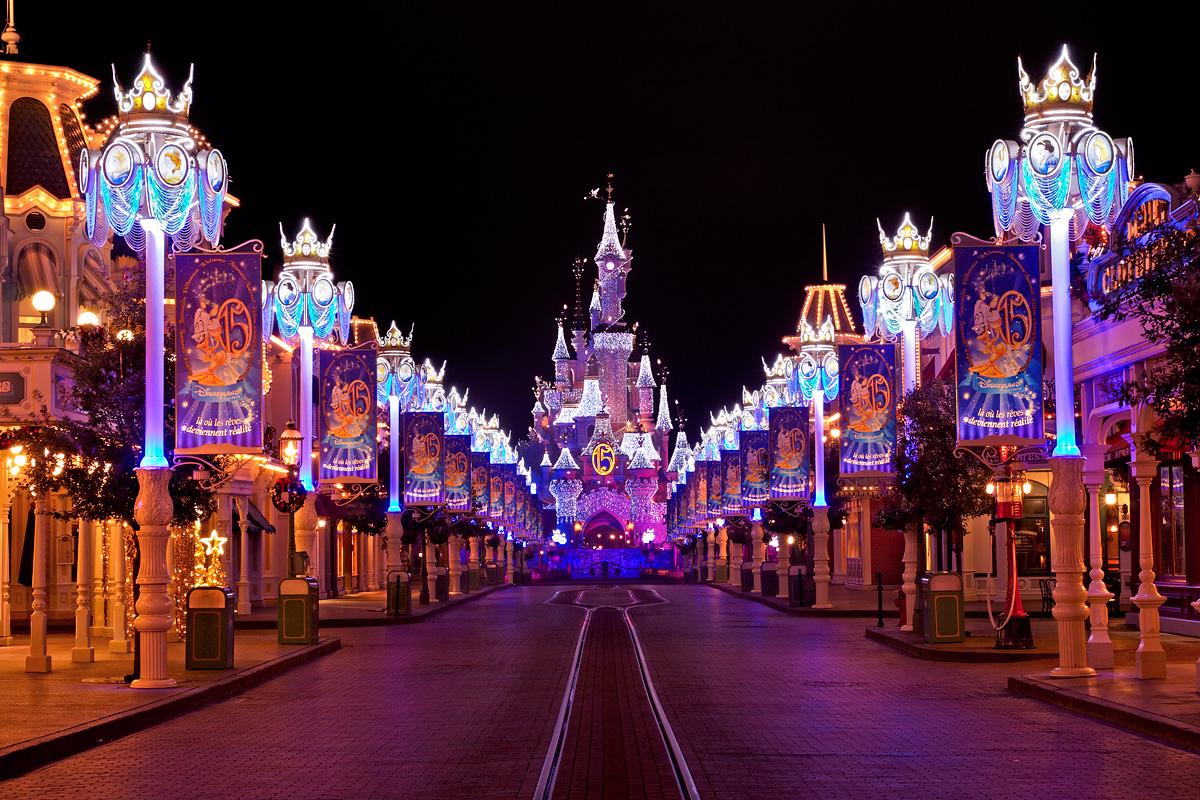 Disneyland paris resort park - Location meublee paris reglementation ...