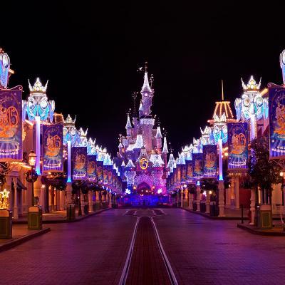 Circuit Disneyland Paris avec Northman Limousine